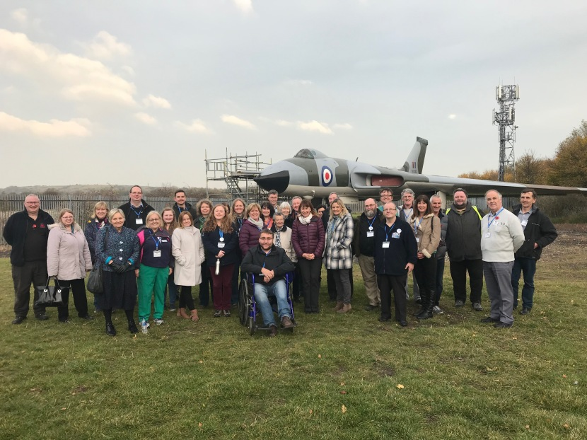 Taking the First Step: first Industrial Heritage Network NORTH EAST meeting