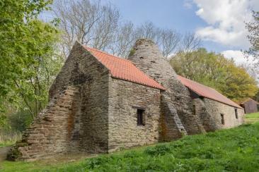 Derwent Valley, Co. Durham. Derwent Cote Steel,(George Ledger Photography)