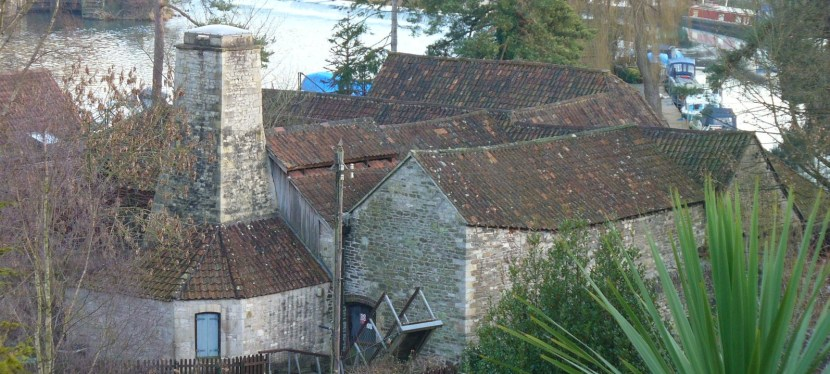 Saltford Brass Mill: watercourse survey and Penstock Gate repair