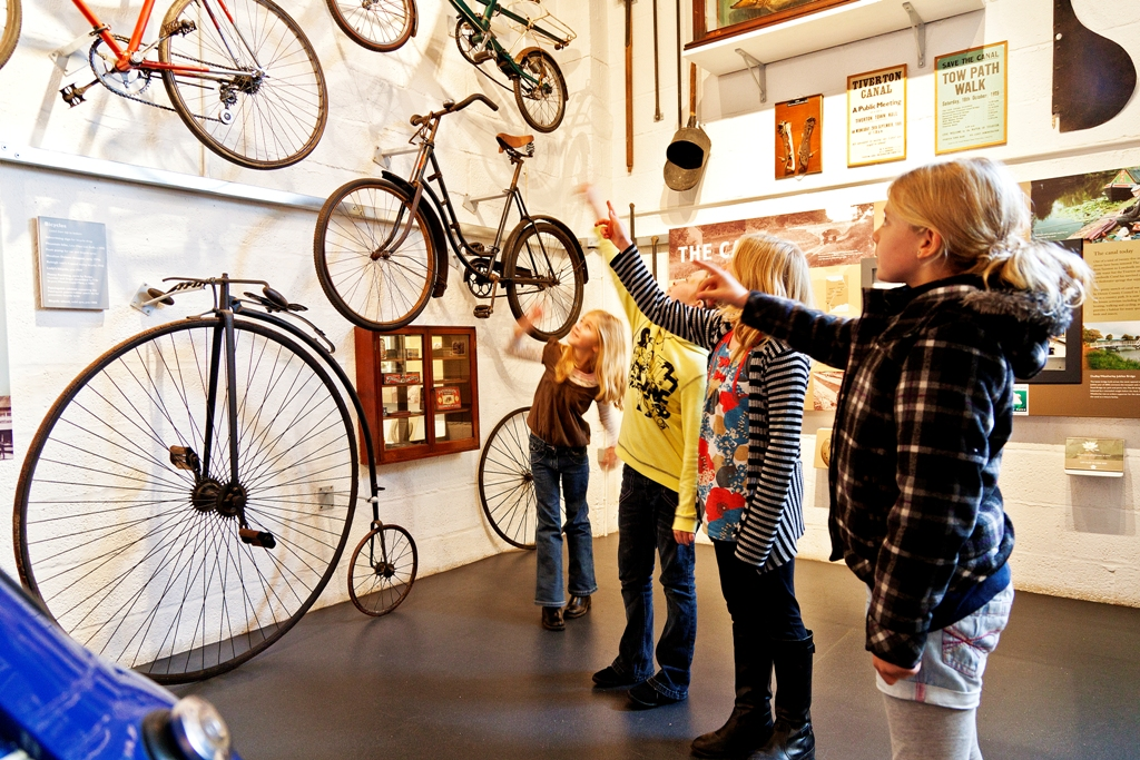 Tiverton Museum photo by Amanda Hartman