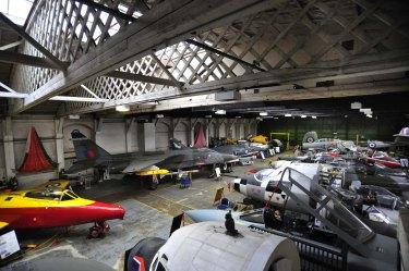 Hangar 1 South BDAC