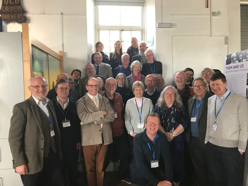 First steps towards a great partnership – inaugural meeting of the Industrial Heritage Network South West(IHNSW)