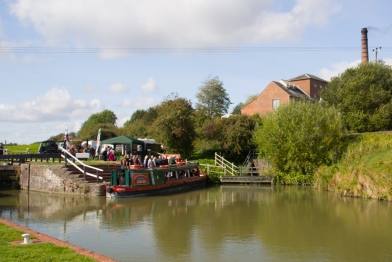 Steam Gala 2017 at K&A Canal