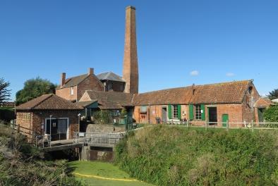 Westonzoyland Pumping Station. A Davies