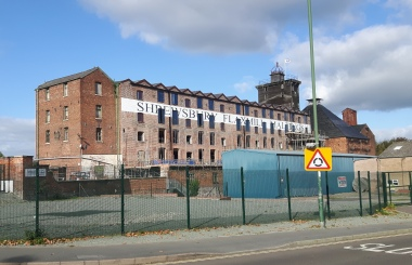Shrewsbury Flaxmill Maltings
