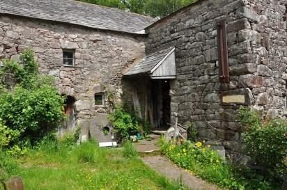 Mill-entrance