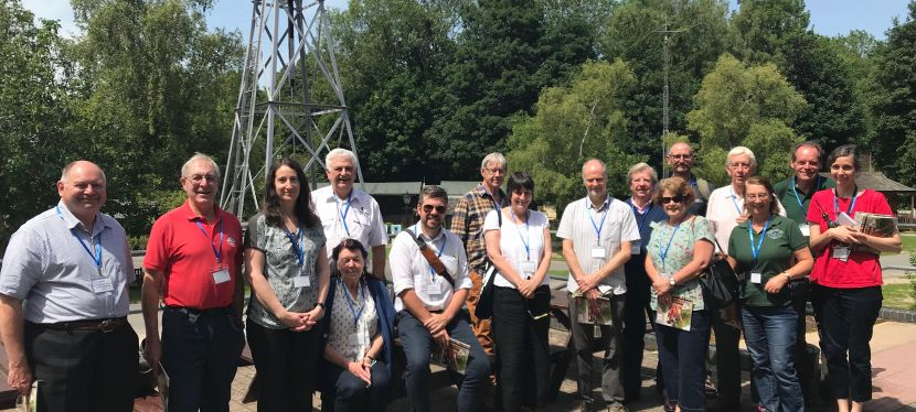 Inaugural meeting of the Industrial Heritage Network South East (IHNSE) – beginning of another great partnership