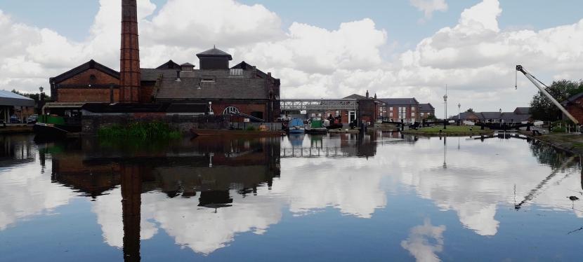 Historic England Industrial Heritage Webinars NowOnline