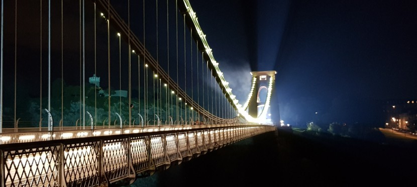 Clifton Suspension Bridge Visitor Centre Launches Crowdfunder Appeal to 'Light the Night'