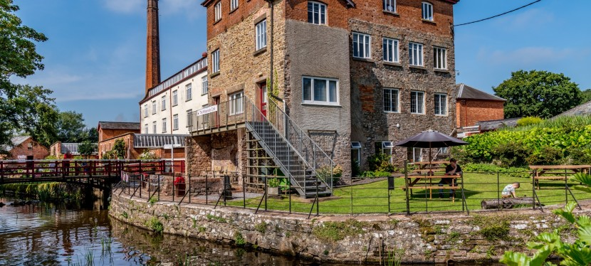 Help Decide Coldharbour Mill's SustainableFuture