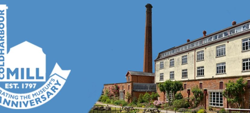 Coldharbour Mill Seeks a New Chair of Trustees