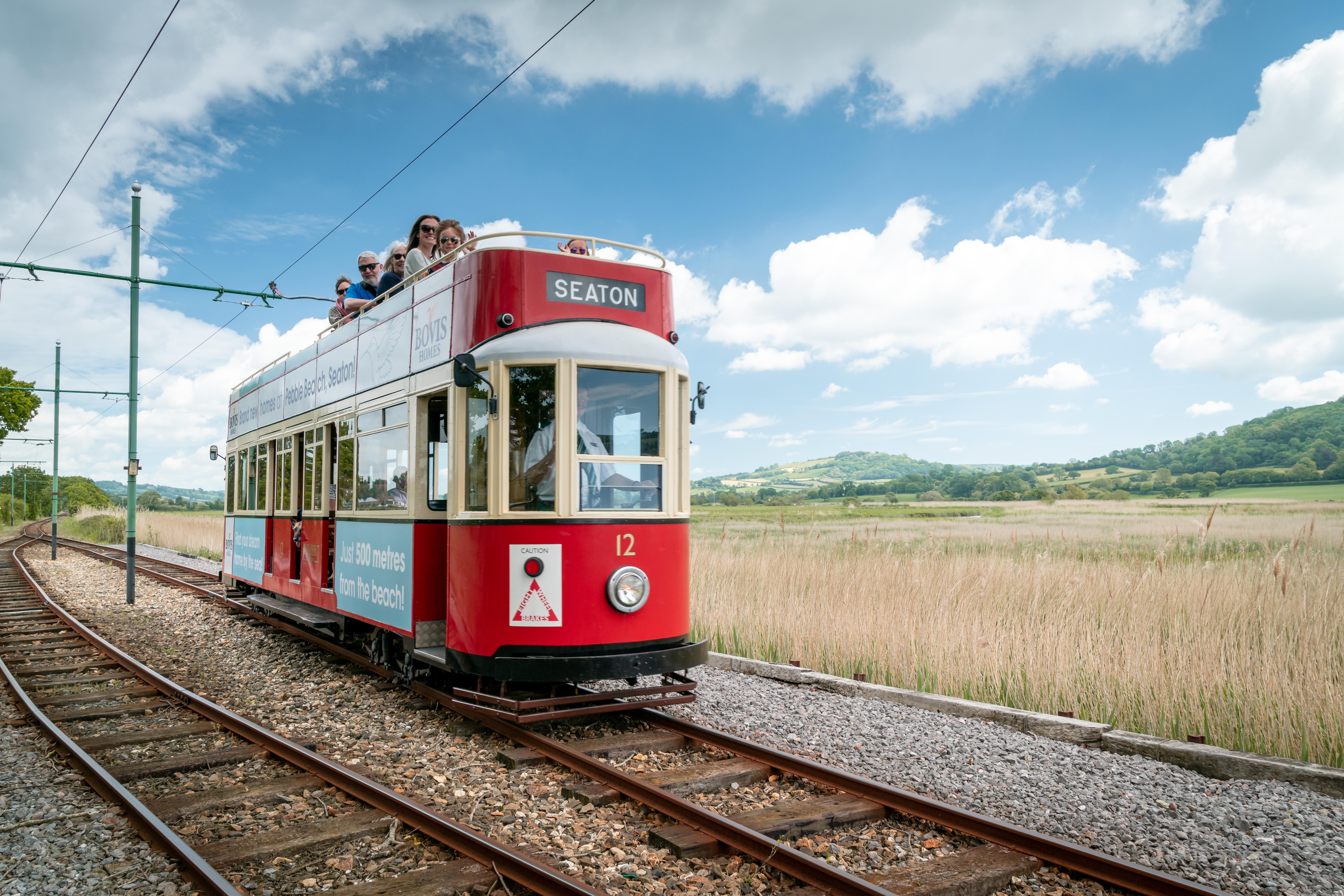 Seaton Tramway image