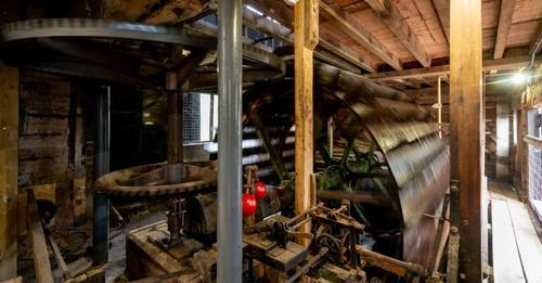 Whitchurch Silk Mill 'Keep the Wheel Turning'Appeal